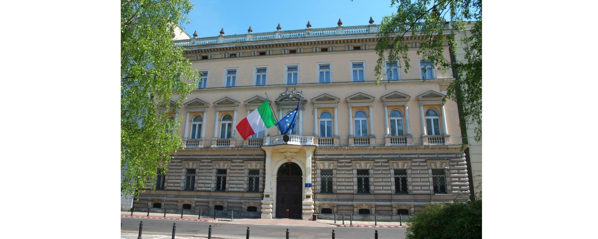 Ambasada Republiki Włoskiej