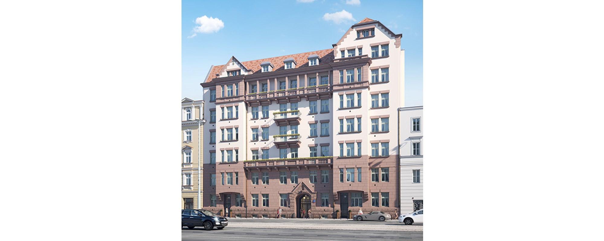 Warszawa, Al.Jerozolimskie57